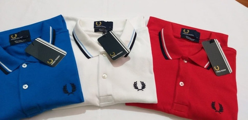Polo Camisero Fred Perry
