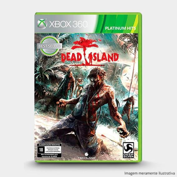 Dead Island- Original Xbox 360 Novo