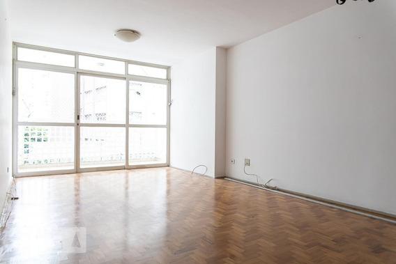 Apartamento Para Aluguel - Santa Cecília, 3 Quartos, 115 - 893116605