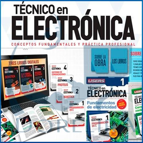 Curso Aprende Electrónica Repare Circuitos Usted Mismo