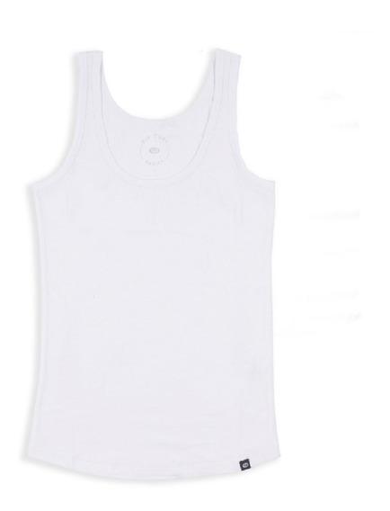 Musculosa De Mujer Rip Curl Tank Plain 03574 Cbl