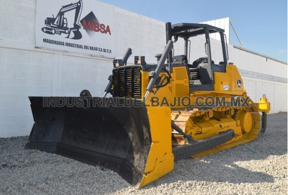 Bulldozer Topador Frontal John Deere 850c Caterpillar