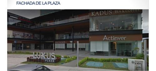 Local Comercial En Venta Plaza Luxus