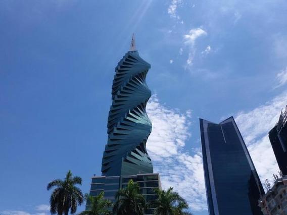 Amplia Oficina En Venta En Obarrio Panama