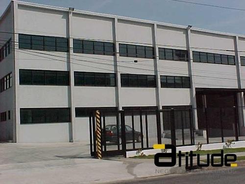 Imagem 1 de 10 de Galpão Barueri  9.000 M² Area Fabril - 606