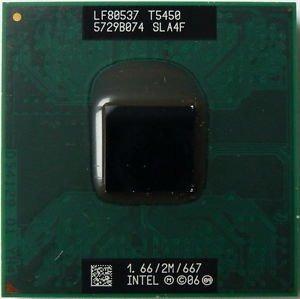 Processador Mobile Intel Core 2 Duo T5450 1.66ghz 2m 667mhz