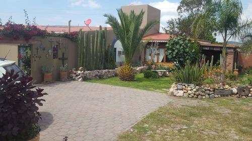 Casa En Renta Providencia De Alcocer, La Luciérnaga