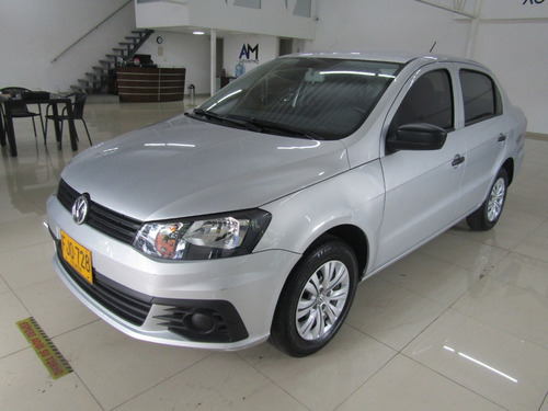 Volkswagen Voyage Mt 1.6