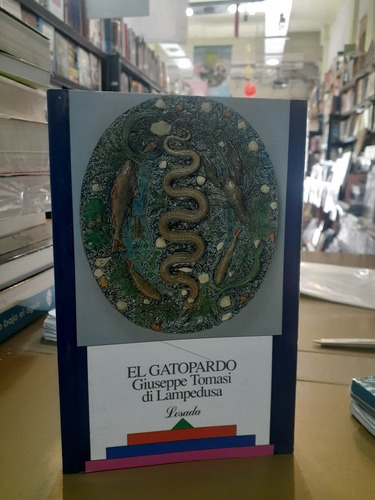 El Gatopardo Giuseppe Tomasi Di Lampedusa (f)