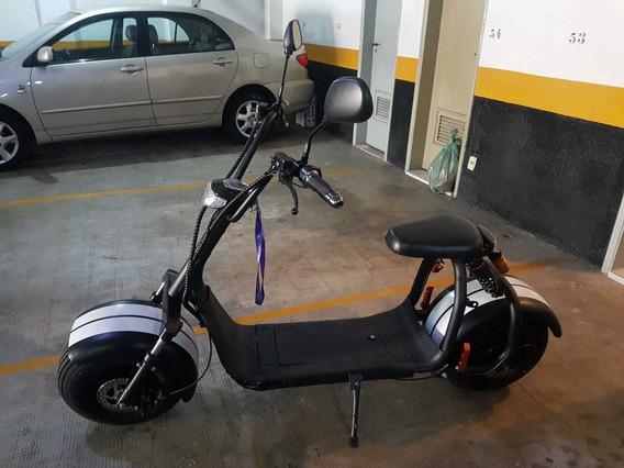 Scooter Moto Elétrica 1500w R$6.500,00