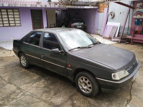 Peugeot 405 2.0 - Ano 1995
