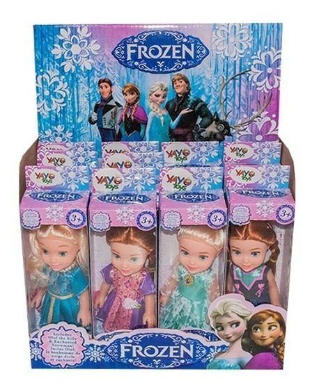 Muñeca Baby Frozen Navidad