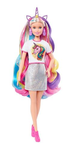 Barbie Fashionista Peinados De Fantasía