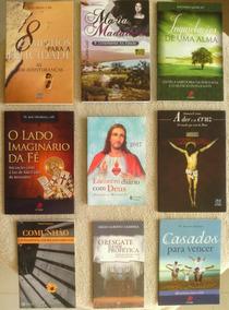 Encontro Diário C/ Deus+08 Livros Católicos Novos=09 Livros
