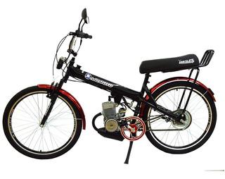 Bicicleta Motorizada Moskito Sport Motor Automático