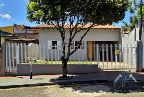 Imagem 1 de 30 de Casa À Venda, 166 M² Por R$ 299.000,00 - Tarobá - Londrina/pr - Ca1488