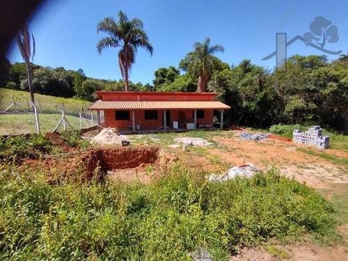 Imagem 1 de 8 de Cód - 5831 - Casa De Campo Na Cidade De Ibiúna - 5831