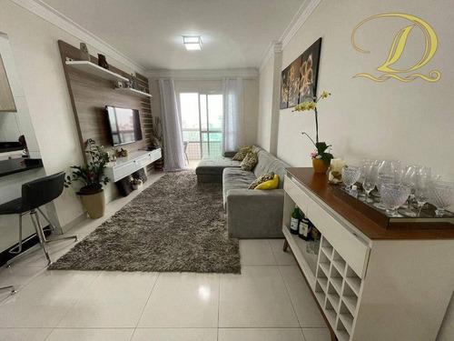 Imagem 1 de 30 de Apartamento De 2 Quartos À Venda Na Vila Guilhermina Com Churrasqueira Na Sacada E 2 Vagas De Garagem!!! - Ap4813