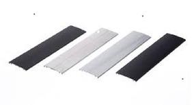 Perfil Fixação Para Policarbonato Alumínio Preto 40mmx 6mts