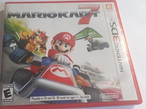 Jogo Mario Kart 7 Nintendo 3ds Original