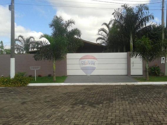 Casa Residencial À Venda - Condomínio Vivendas Do Sol Piracicaba - Ca0283