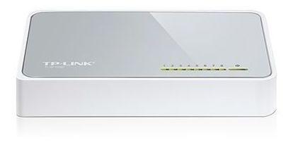 Switch Tp-link 8-port 10 100mbps Tl-sf1008d T