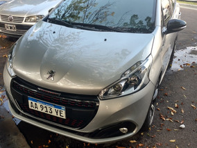 Peugeot 208 1.6 Gt Thp. 2017. Único Dueño. Soy Particular.