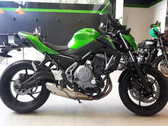 Kawasaki Z650 2018 - 2.500km - Alex Mapeli
