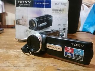Video Camara Handycam Dcr-sx22
