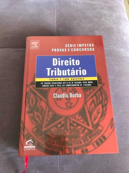 Livro Direito Tributário