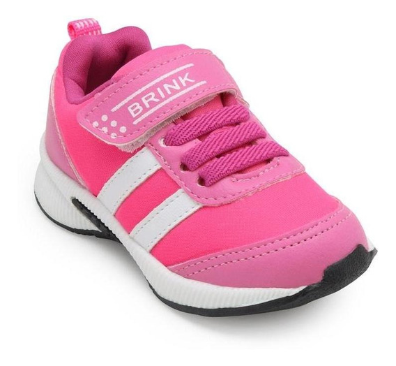 Tênis Jogging Brink Infantil Bi19