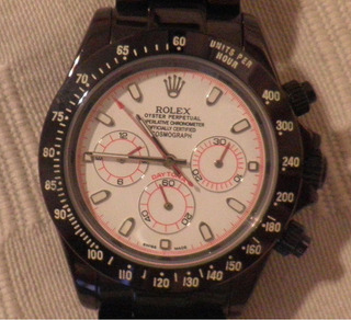 Reloj Daytona Sumergible