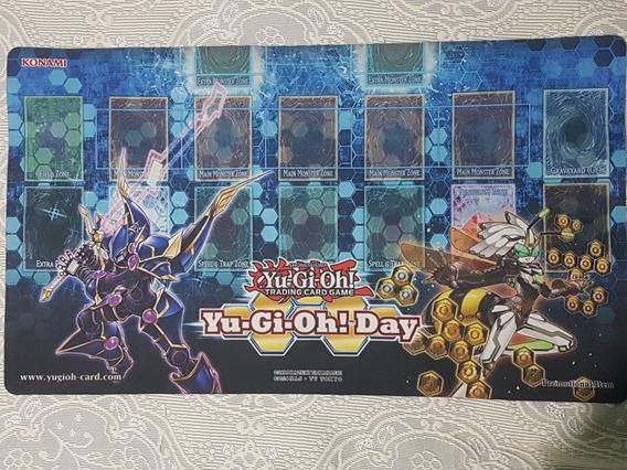 Playmat Decode Talker / Honeybot! Yugioh Day! Oficial Konami