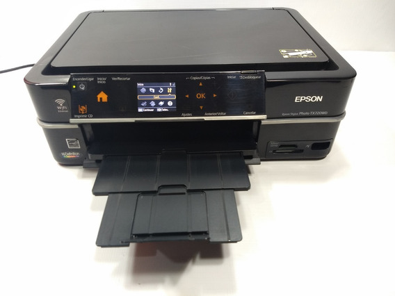 Impressora Multifuncional Epson Stylus Tx 720 Wd Scanner