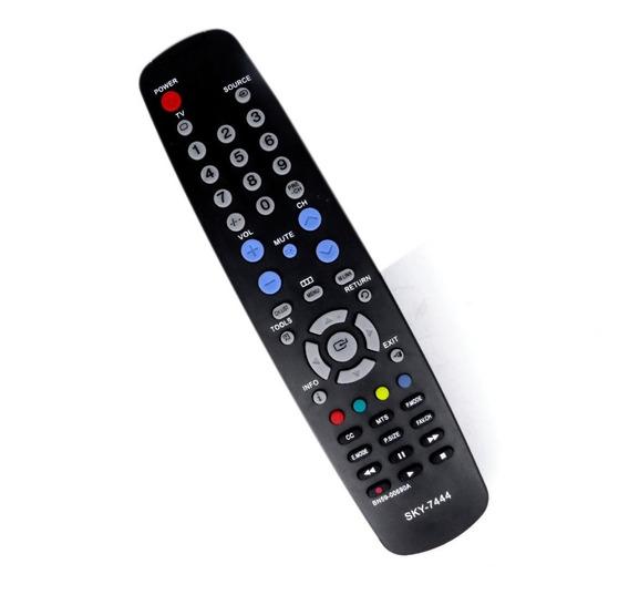 Controle Remoto Para Tv Lcd Samsung Sky Bn59-00690a