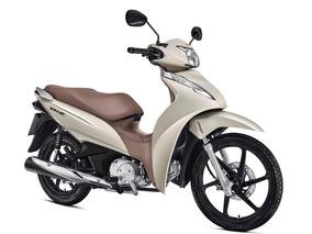 Honda Biz 125 Zero Km Br-moto Rn
