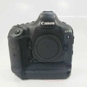 Camera Canon 1dx Com Duas Baterias E Carregador
