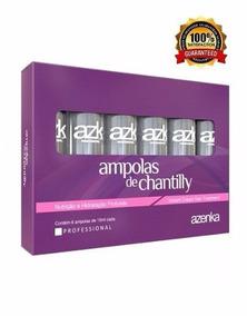 Ampolas De Chantilly Azenka Super Hidratação 6apolas