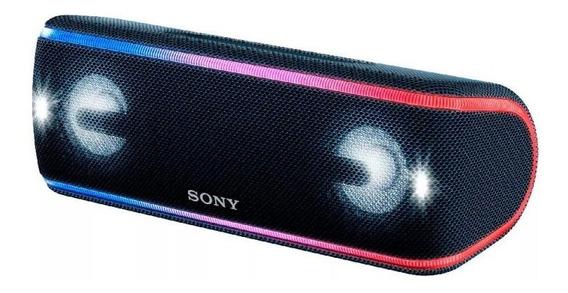 Sony Portatil Srs-xb41 Vermelha Preta Cinza Com Nf