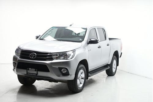 Imagen 1 de 15 de Toyota Hilux 2019 2.7 Sr Doble Cabina Mt