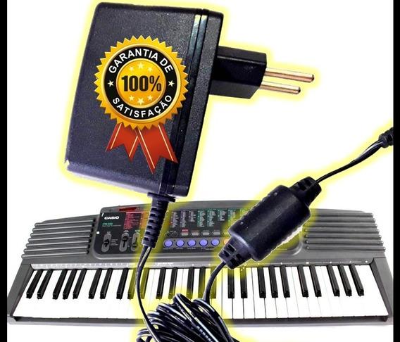 Fonte Compatível Teclado Casio Ctk500! Bivolt! Top!!!