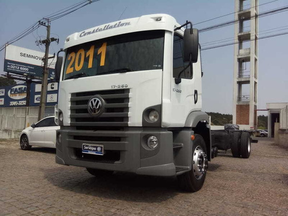 Vw 17.250 Constel. Toco / Ford Cargo / Mb Atego 1719 / 1725