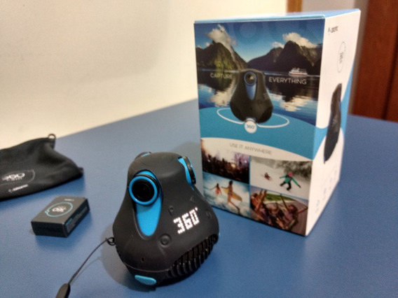 Giroptic 360cam Camera Full Hd 360°