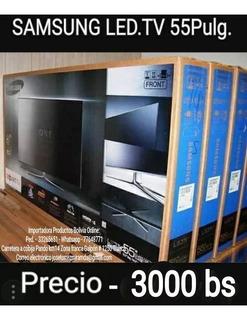 Samsung Smart Tv 55pulg.