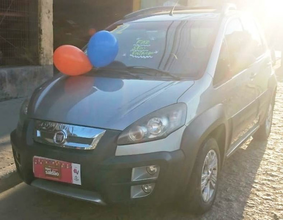 Fiat Idea Adventure 1.8 Flex Ano 2012