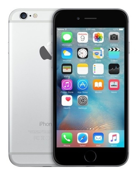 iPhone 6 16 Gb Blanco Reacondicionado Apple