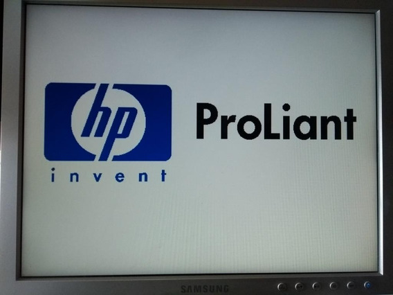 Servidor Hp Proliant Ml350 G4 + Licença Server 2003