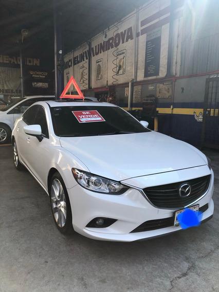 Vendo Mazda 6 2016 Único Dueño