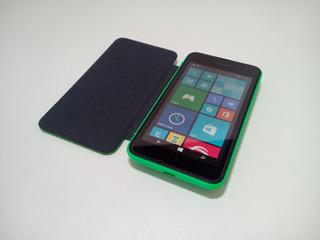 Nokia Lumia 530 Dual Chip Verde Usado Em Estado De Novo