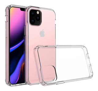 Funda Rigida Antigolpe Transparente P/ iPhone Xi 11 Pro Max